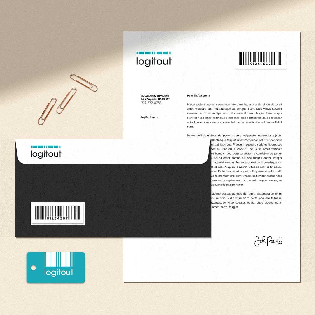 Barcode Tracking Logitout